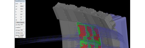 Magnetic Fields and Tokamak CAD Data